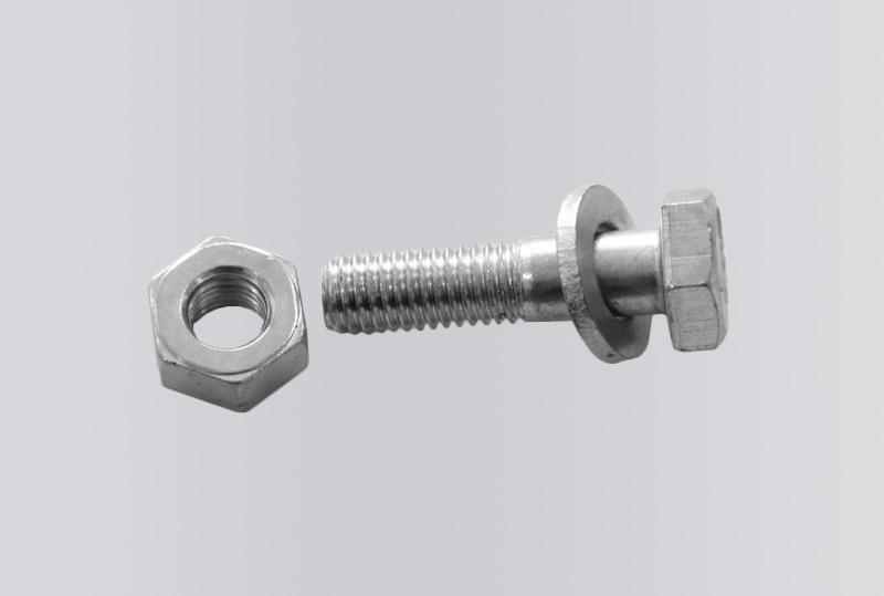 白锌螺栓螺栓组件